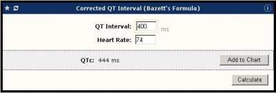corrected qt calculation