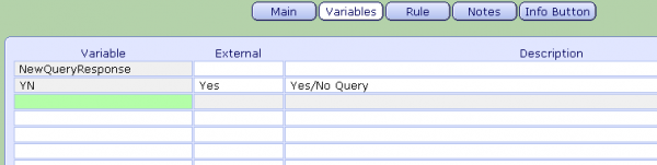 MEDITECH Rules Dictionary Variables Tab.png